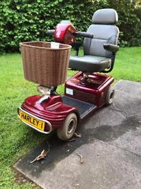 Shoprider Mobility Scooter For Sale