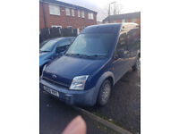 Ford Transit Connect High Top LWB L230D long MOT strong body, ready for work