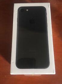 Apple iPhone 7 - 128GB - Matte Black - Unlocked