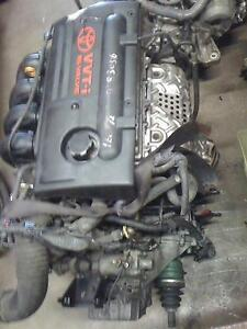 Toyota Corolla Engine Transmission Low Mileage Best Condition