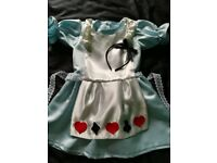 `Alice in Wonderland' Outfit