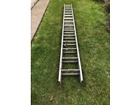 Abru ladders up to 7.7 meters extended