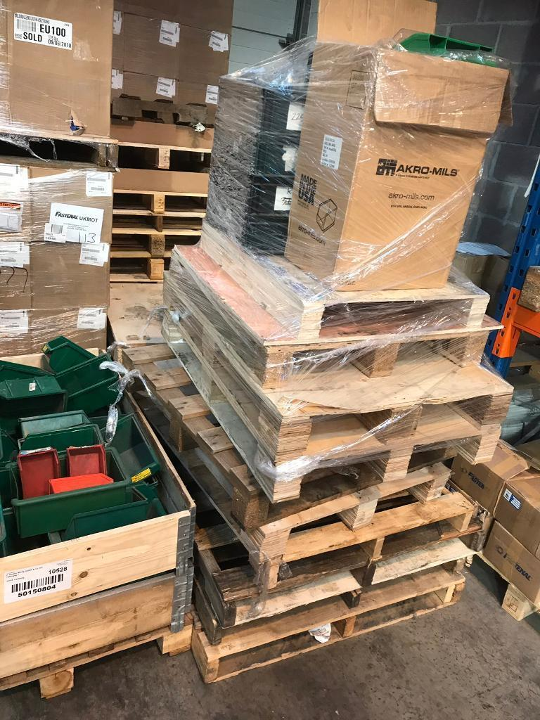 FREE Wooden pallets of various sizes | in Baillieston ...
