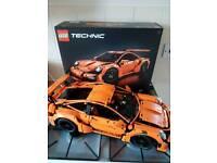 Lego Technics Porsche 911 GTS RS