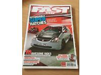 Fast car issue 306 August