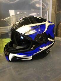 Nolan motorbike helmet