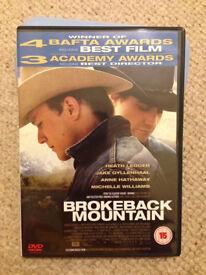 Brokeback Mountain [DVD] [2005] - Jake Gyllenhaal, Heath Ledger, Ang Lee (Director)