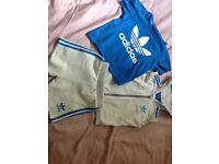 Boys adidas 3 peice set