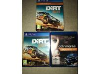 Dirt rally legend edition ps4 ( PlayStation 4 games )
