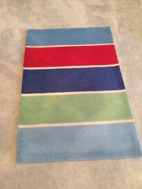 Children's rug from Next