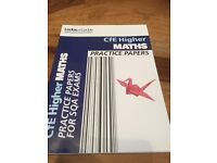 Higher maths study book