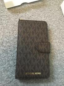 Brand new Michael Kors phone case for iPhone 6S/7/8