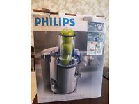 Juicer - hardly used (Phillips)