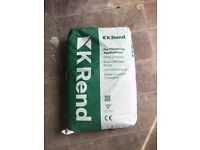 K Rend Top Coat Grey - HALF PRICE - COLLECTION ONLY
