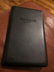 Amazon fire tablet 16gb with case