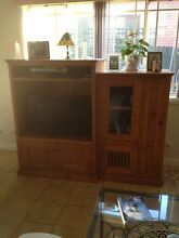 Timber TV unit Concord West Canada Bay Area Preview