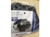 Sony camcorder case new