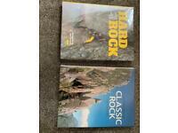 x2 NEW Great British Rock Climb Books