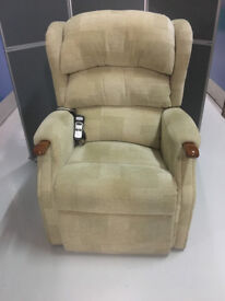 *NEW* Rise And Recliner Arm Chair. Large size. Celebrity Brand, Made in England