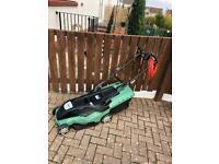 BOSH Electric Lawn Mower