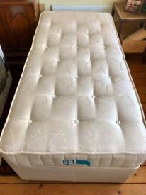 Quality Single Bed & Mattress