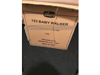 BOXED CHICCO BABY WALKER 1 2 3