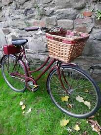 Vintage Ladies Bicycle - Raleigh Cameo bike