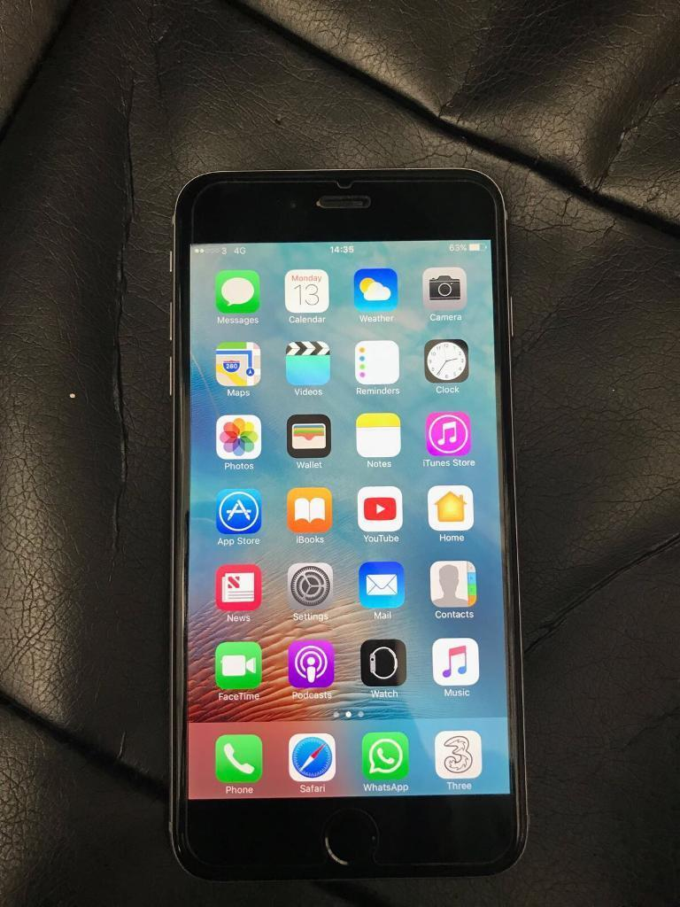 EXCELLENT CONDITION UNLOCKED IPHONE 6 PLUS 16 GIG FOR SALE