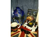 Transformer's collection £15