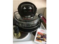 Tower air fryer used once