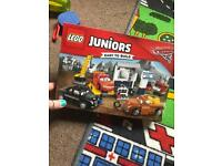 Lego Junior Disney's Cars