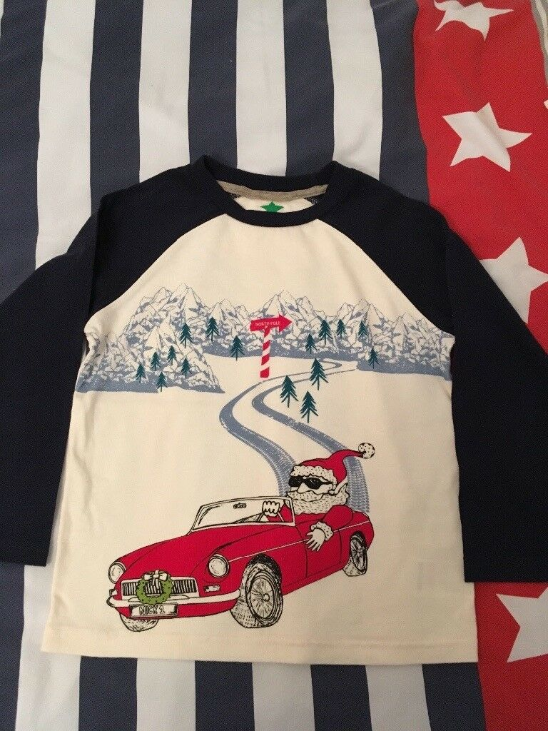 Child's Christmas top size 5years from John Lewis