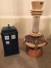 DR WHO ITEMS x 2