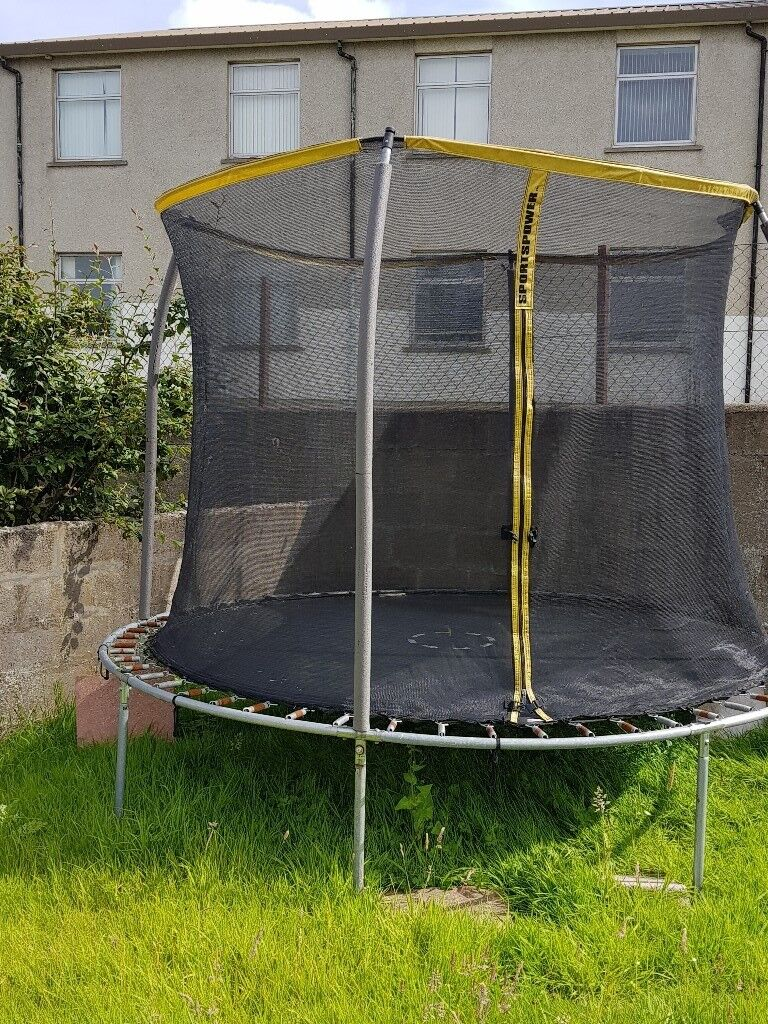 Kids trampoline 8ft