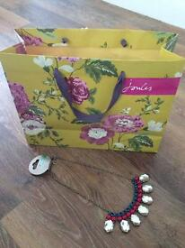 NEW JOULES NECKLACE