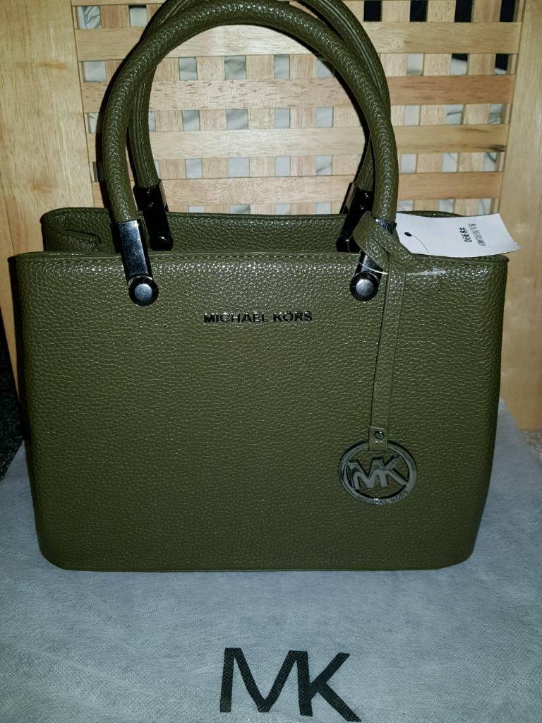 a872a686fe53 ... where to buy olive green michael kors bag 953ab 300b5
