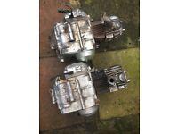 X 3 QUAD ENGINES