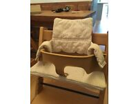 Baby kit with pads for Stokke Tripp-Trapp chair