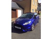 Ford Fiesta ST MK6 facelift 2013, 1 Owner from New, 30,000 miles
