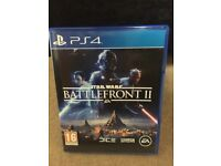 Like NEW Star Wars Battlefront 2 (PS4 game)