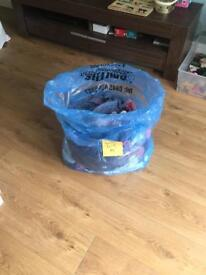 Bag of girls clothes. Size 6-9 months