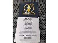 Luxary service cleaning 7 days in week