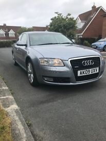 Audi A8 Automatic 3.0 Diesel really nice car!