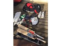 Full junior / youth Cricket set