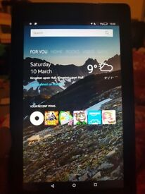 Kindle fire 7 inch got two