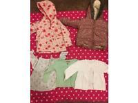Girls clothes 9-12 months bundle