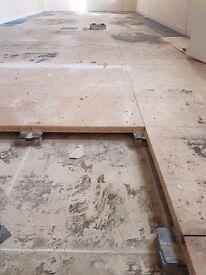 Chipboard Raised Access Flooring