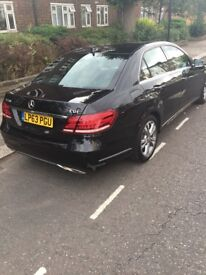 Mercedes Benz E CLASS E220 1 owner low milage £30 road tax