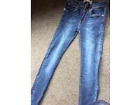 Levi 510 boy skinny jeans