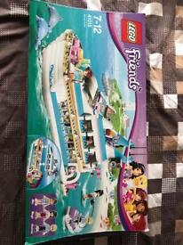 Lego 41015 friends dolphin cruiser